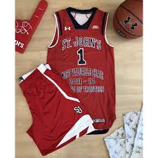 mens basketball size st johns red storms auctions red under armour st johns mens
