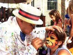 balloon sculptures professional makeup artist best full face painter face painters nj new jersey face