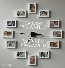 time family circle clock wall 600