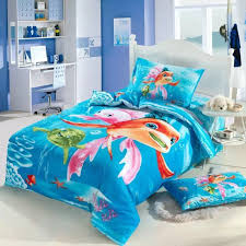 33 lovely ocean bedding twin the octonauts cartoon comforter set size printed fish bedspreads duvet cover 3 4 5pcs baby kids bedsheets affiliate xl