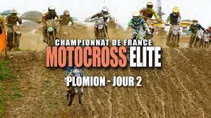 Elite Motocross Plomion Resume Dimanche Youtube