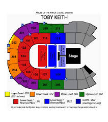 Toby Keith Thats Country Bro Tour Angel Of The Winds Arena