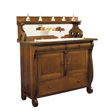 dining room sideboards and buffets. Amish Dining Room Sideboards Buffet Storage Cabinet Wood Antique For Tables (View 1 And Buffets A