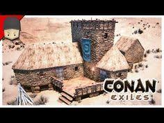 Howard's conan the barbarian universe. 20 Conan Exiles Ideen Conan Schiff Tattoo Dungeon Karten