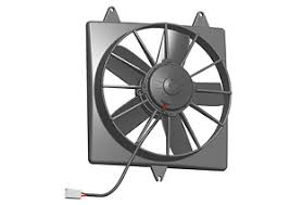 dettaglio motore assiale spal axial fans 12 v