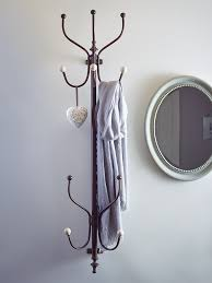 Wall Mounted Hat And Coat Rack Wall Mounted Coat Rack Ellenabrellgmail Pinterest Regarding Stylish 24