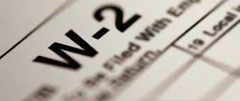 W 2 Tax Form Definition W 2 Form Instructions