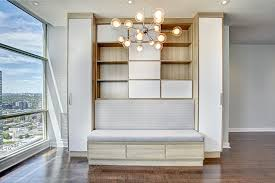 Dining room wall units Crockery Unit Wall Unit Custom Cabinet Custom Cabinetry Bench Built In Toronto Space Solutions Dining Room Custom Builtin Wall Unit Space Solutions