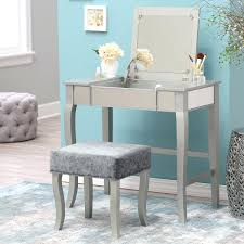 corner vanity table with mirror. vanity mirror stool bedroom set enclose storage modern corner dressing table with and r