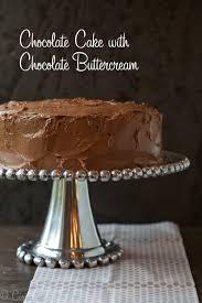Chocolate Cake with Chocolate Buttercream Paleo Grain Free