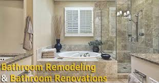 Houston Tx Bathroom Remodeling Delectable Bathroom Renovations Houston Architecture Home Design
