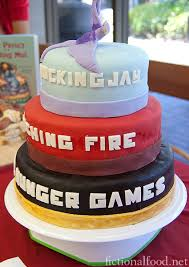 really cool hunger games cakes. Wonderful Really The Hunger Games Trilogy Cake And Really Cool Cakes N