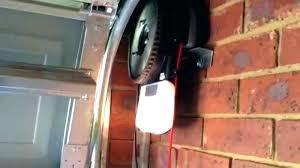 zero clearance garage door openers low headroom garage door low ceiling garage door opener low clearance