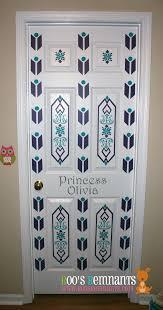 bedroom door decorating ideas. Perfect Door Frozeninspired Bedroom Door Throughout Bedroom Door Decorating Ideas B
