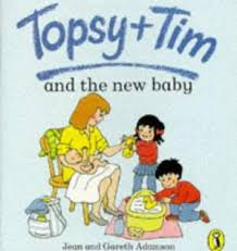 Image result for topsy and tim baby