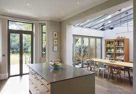 Kitchen Extension In The Kitchen Apropos Conservatories