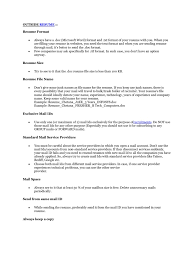 Unusual What Should You Name Your Resume File Ideas Example