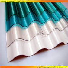 china colored plastic corrugated polycarbonate roofing sheet for greenhouse xk 542 china polycarbonate corrugated sheet pc corrugated sheet