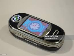 Motorola V80 mobile phone. 17 June 2004 ...
