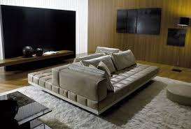 double sided contemporary sofas