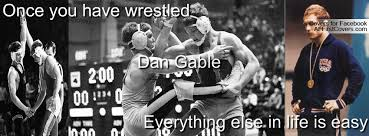 Dan Gable Quotes Gorgeous Dan Gable Quote Facebook Profile Cover 48