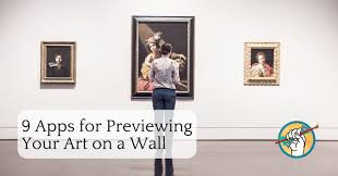 apps for previewing your art on a wall