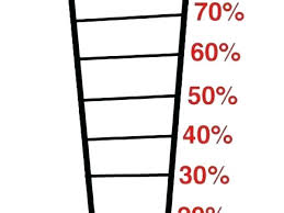 Fundraising Progress Chart Fundraising Thermometer Template Excel
