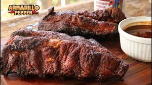 <b>Hot</b> & Fast Mahogany Ribs in Big Easy Oil Less Fryer | How to Make ...