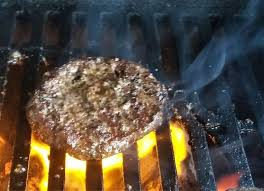 how to grill frozen hamburgers