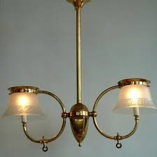 impressive vintage gas chandelier photo ideas