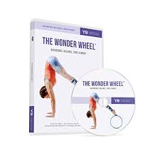 Yogabody Yoga Wheel Dvd Wonder Wheel Flow By Official
