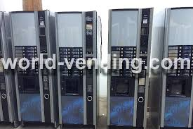 Used Coffee Vending Machines Enchanting Necta Astro Double ES Welcome World Of Vending