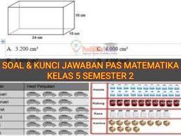 We did not find results for: Soal Uas Pas Matematika Kelas 5 Sd Mi Semester 2 Dan Kunci Jawaban Kurikulum 2013 Pendidikanterkini