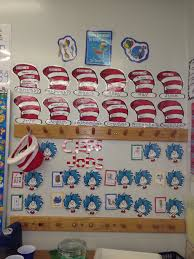 Dr Seuss Chart Dr Seuss Birthday Hats And Job Chart Preschool Classroom