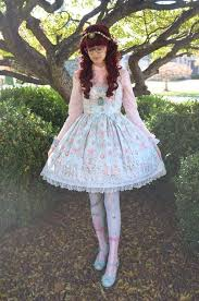 i wore this coord to the last convention i went to sweetie chandelier was my dream dress and i m always excited for a chance to wear it