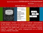 experimental writing