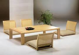 Dining Room Inspirations Japanese Style Table Design 20 Regarding Prepare 11