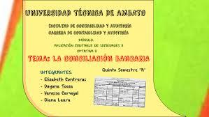 Conciliacin Bancaria Conciliacion Bancaria By Diana Laura On Prezi