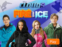 Small Picture Cloud 9 Fire and Ice Disney LOL