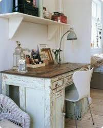 shabby chic office desk. Shabby Chic Office Desk A