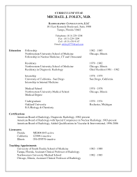 Lovely Physician Resume Template Word Loan Emu