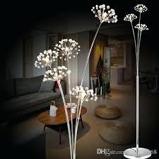 luxury floor lamps modern creative floor lamp bedroom bedside crystal floor lamp for living room led luxury floor lamps