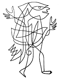 Paul Klee Coloring Pages Wumingme