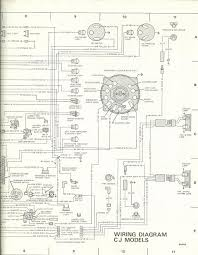 cj5 ignition wiring diagram cj5 automotive wiring diagrams