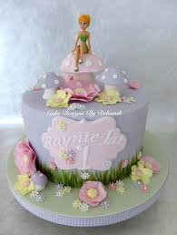 Tinkerbell Cupcake Ideas Cake Best Tinker Bell On Birthday Cakes
