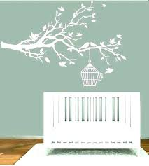 birch tree wall decal nursery nursery wall decals tree white tree wall decals white tree branch