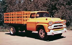 Pickup » 1960 Chevy Pickup Truck - Old Chevy Photos Collection ...