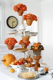 thanksgiving table ideas. 40 Elegant And Easy Thanksgiving Table Settings Buffet Ideas