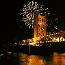 Old Sacramento Light Show Schedule Things To Do For The Fourth Of July In Sacramento