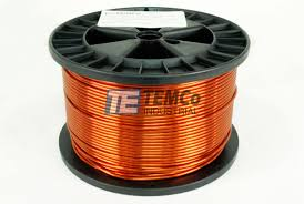 10 awg copper magnet wire mw0390 5 lb magnetic coil amber temco 10 awg copper magnet wire mw0390 5 lb magnetic coil amber temco industrial